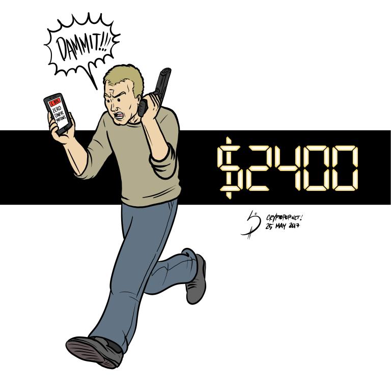 Bitcoin 2400