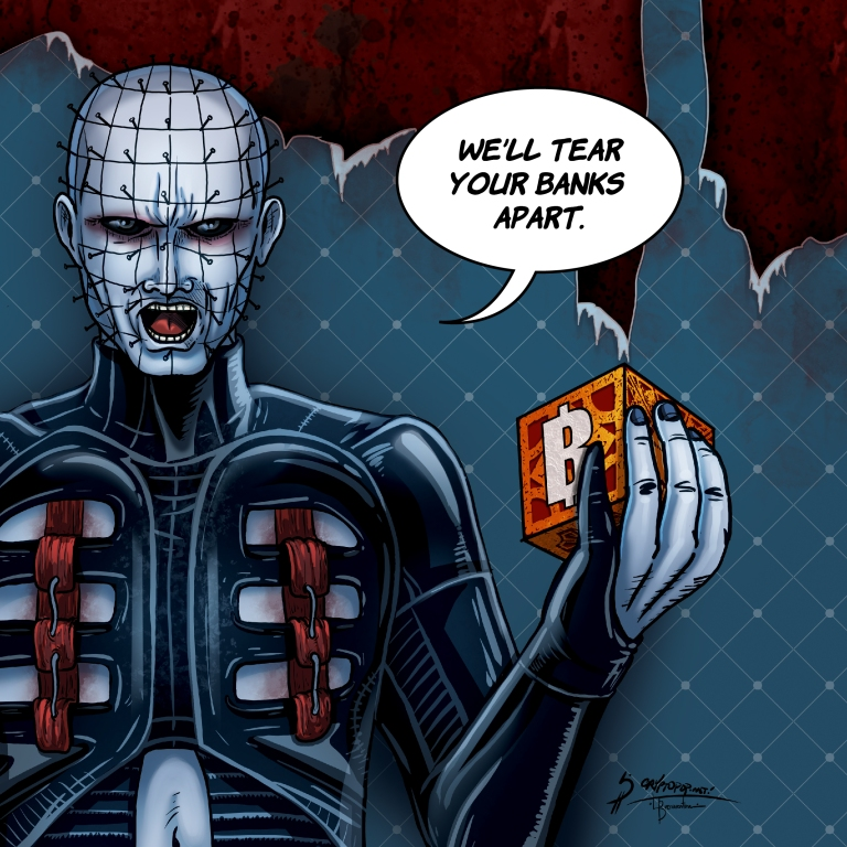 halloween special no 4 pinhead cryptopop